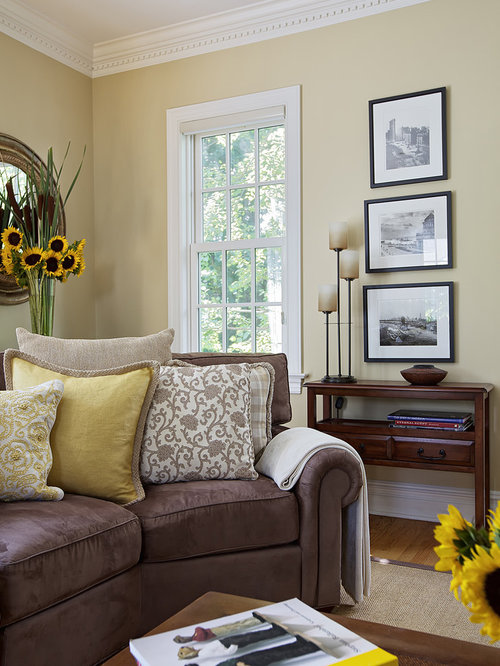 Benjamin moore rich cream houzz for Benjamin moore rich cream
