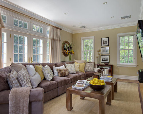 Family Room Paint Colors Houzz