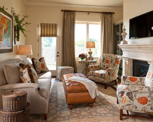 Sherwin williams 6133 muslin houzz for Sherwin williams living room ideas