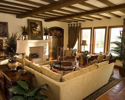 design : wohnzimmer mediterran einrichten ~ inspirierende ...