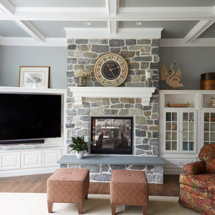 West Chester, PA - Family Room - New House Construction