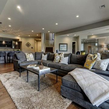 West Coast Transitional Estate Home