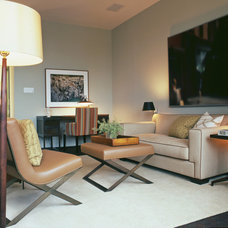 Modern Family Room by Dufner Heighes Inc