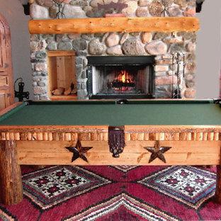 Western Lone Star Billiards Table