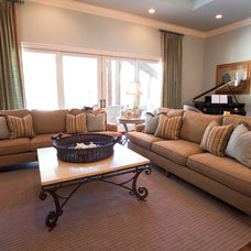 Traditional Family Room by The Interior Collection