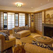 Woodland house interiors- Merz/Vanderwarker photos