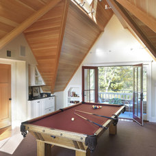 Traditional Family Room by Union Studio, Architecture & Community Design