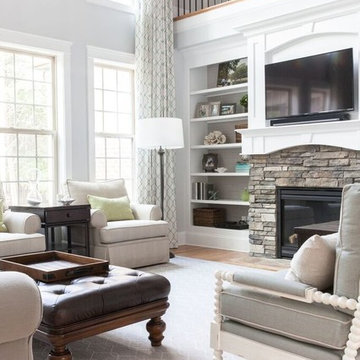 Weymouth Project: Family Room