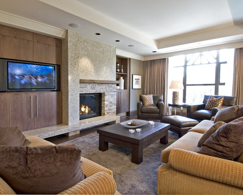 Asymmetrical Fireplace Ideas Pictures Remodel And Decor