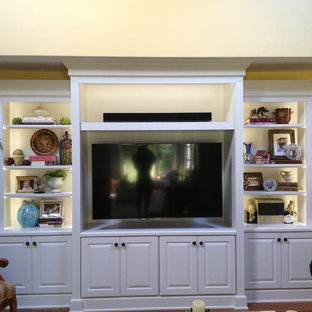 Entertainment Center Lighting Houzz