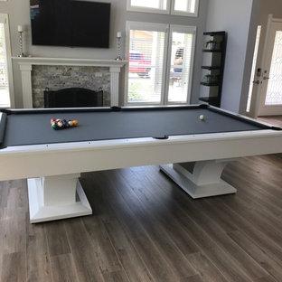 White Olhausen Bellagio Pool Table