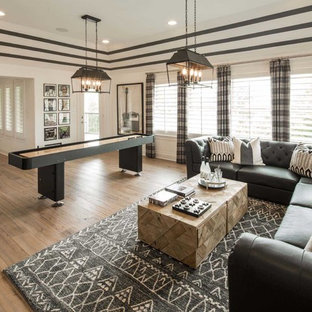 Whitley Place // Prosper, TX // Huntington Homes // Plan 6181