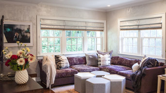 Whole House Interior Design in Larchmont, New York