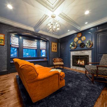 Whole House Remodel - Snug Room