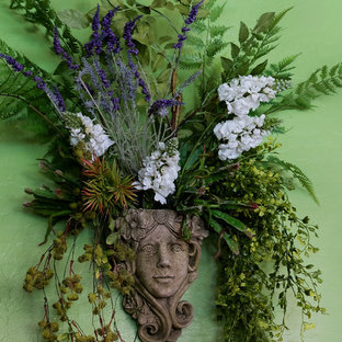 Wild Floral Botanical Arrangement