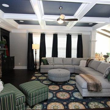 Williams Home Floorplan