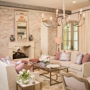 Shabby Chic Style Wohnzimmer Ideen Design Bilder Houzz