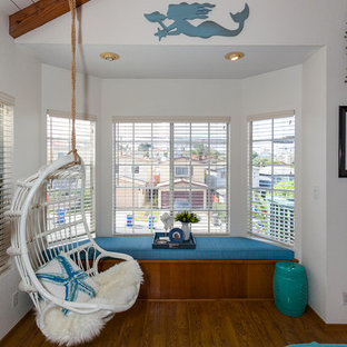 Window Seat and Hanging Chair