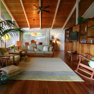 Windward Oahu Hawai'iana Remodel
