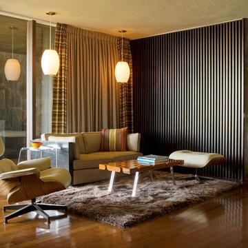 Wolff House by architect John Lautner