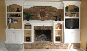 Wonderful West Chester traditional built-in