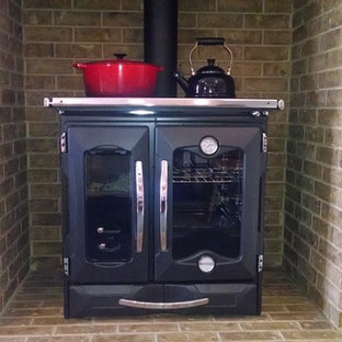 Wood Burning Cooking Stove by La Nordica, Wood Fired Cooking & Baking