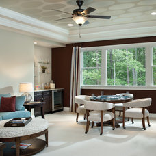 Traditional Family Room by Arthur Rutenberg Homes
