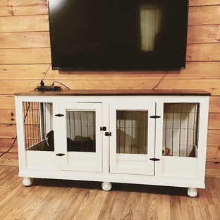 Wooden Dog Crates