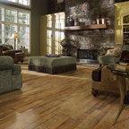 Wooden Flooring -