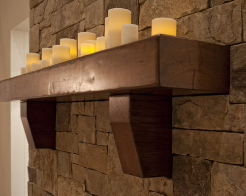 Cedar Mantel Ideas, Pictures, Remodel and Decor