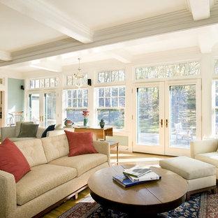 Woodland Residence Family Room