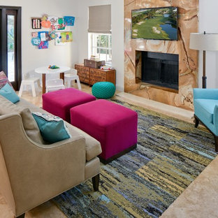 Worldly & Eclectic Renovation