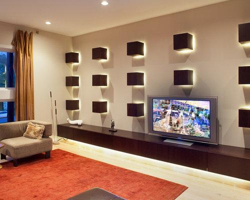 Декор из телевизора