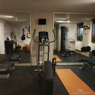 Scandinavian home gym design ideas inspiration & images houzz