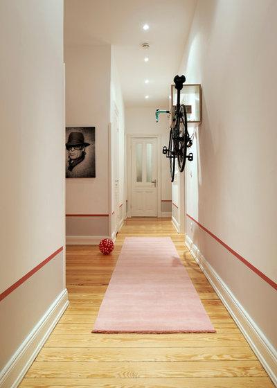 wandgestaltung im flur 13 tipps f r mehr flair und raumwirkung. Black Bedroom Furniture Sets. Home Design Ideas