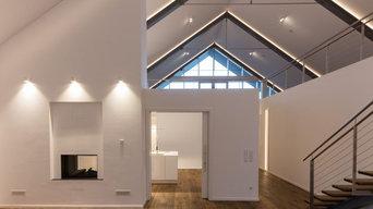 Architektenhaus - Architektur + Licht