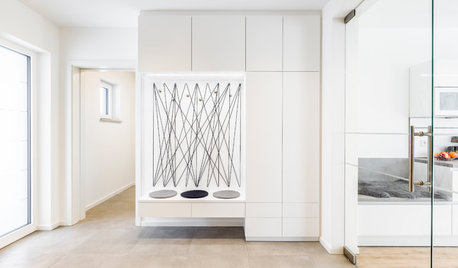 Garderober i hallen – 11 smartaste lösningarna