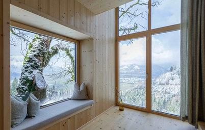 Architektur: Ein Baumhaus im Salzburger Land