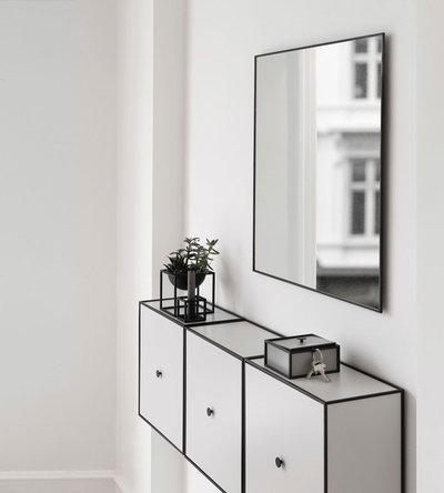 Skandinavisch Flur by ConceptRoom.de