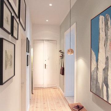 Das Zuhause im modernen Stil
