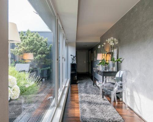 moderne penthouse wohnung in hannover. Black Bedroom Furniture Sets. Home Design Ideas