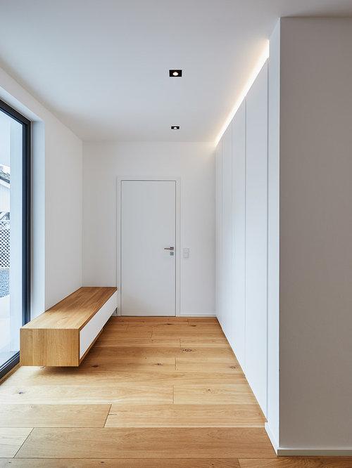 Couloir moderne Dusseldorf : Photos et idées déco de couloirs