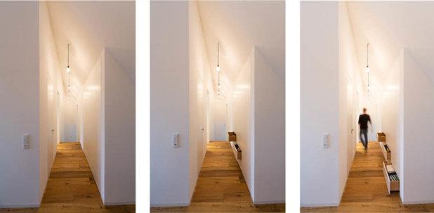 Modern Flur by Morber Jennerich Architekten