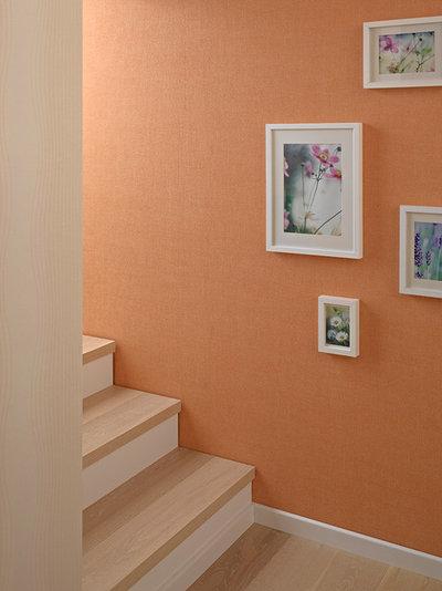 farbtrends so kombiniert man kupferorange. Black Bedroom Furniture Sets. Home Design Ideas