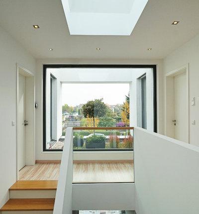 Moderne Couloir by Auspurg Borchowitz + Partner