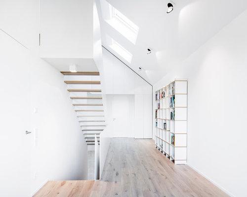 moderner flur design ideen bilder beispiele. Black Bedroom Furniture Sets. Home Design Ideas