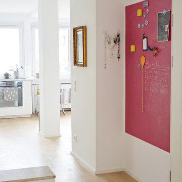 Hausbesuch bei Meike in Düsseldorf