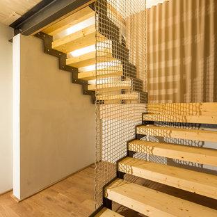 Holzhaus Sinzheim: Ein Zuhause aus Holz in Split-Level-Bauweise