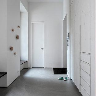 Новый формат декора квартиры: коридор в скандинавском стиле