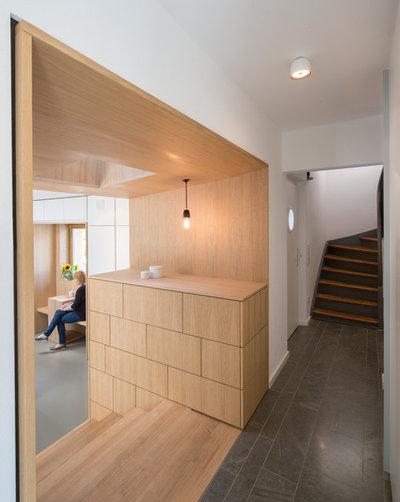 Modern Flur by Fabi Architekten BDA